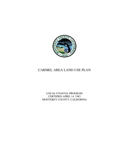 Carmel_Area_LUP_Cover